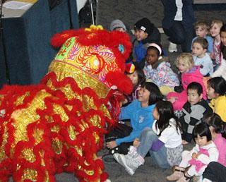 67. A Lion in City Centre