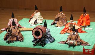 163. Noh, Gagaku, Bunraki & Kabuki Japanese Arts