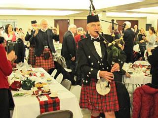 221. Scotland's Robbie Burns and Haggis, a Report
