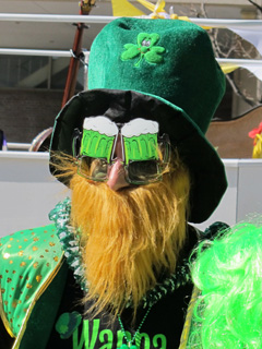 239. Report on the St. Patrick's Day Parade
