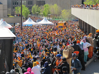 259. Sikh Khalsa Day Report