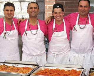 278. Italian Street Festival in Mississauga, a Report