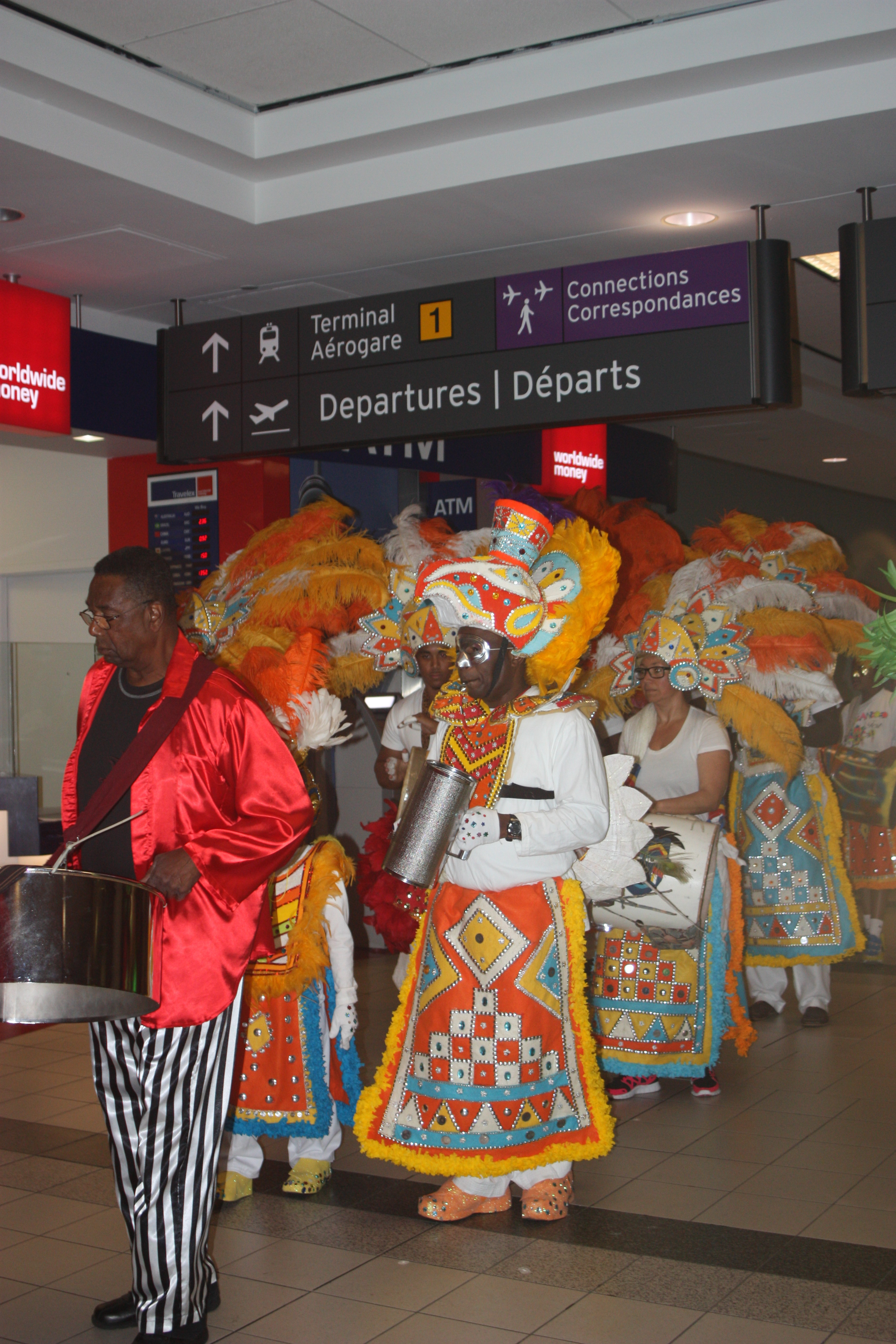 290. Caribbean Carnival Launch at Pearson
