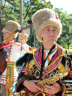 308. Report on the Ukrainian, Polish, Mexican, Korean, Voices of Nations, & Tibetan Festivals