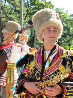 308. Report on the Ukrainian, Polish, Mexican, Korean, Voices of Nations, & Tibetan Festivals