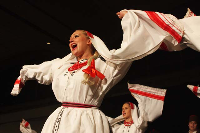 332. Images from Polish Heritage Day at the ROM