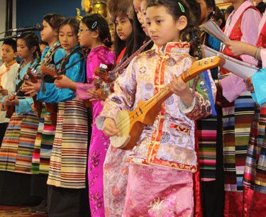 Tibetan Culture in Toronto. Copyright ©2013 Ruth Lor Malloy  -