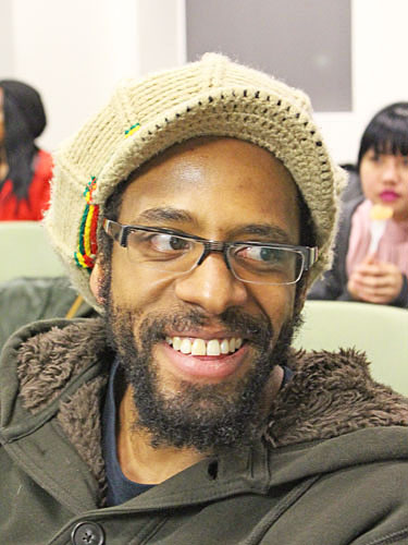 John Akpata. Image Copyright ©2013 Ruth Lor Malloy