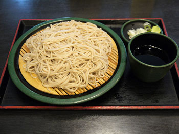 Soba Noodles. Courtesy Wikipedia