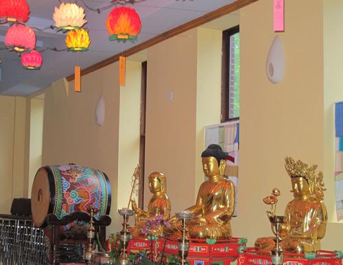 Zen Buddhist Temple. Copyright ©2013 Ruth Lor Malloy
