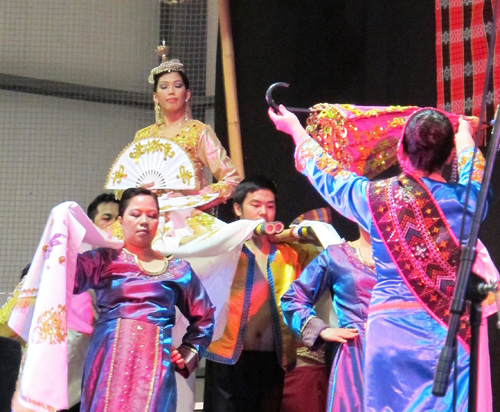 Carassauga, Philippine Pavillion. Copyright ©2013 Ruth Lor Malloy