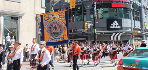 395. Filipino, Justin Trudeau, Indian, & Orange Parades 2013