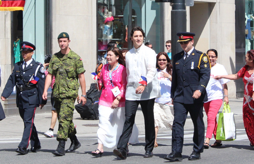 Filipino Parade. Copyright ©2013 Ruth Lor Malloy