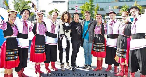 422. Ukrainian Parade & Festival 2013