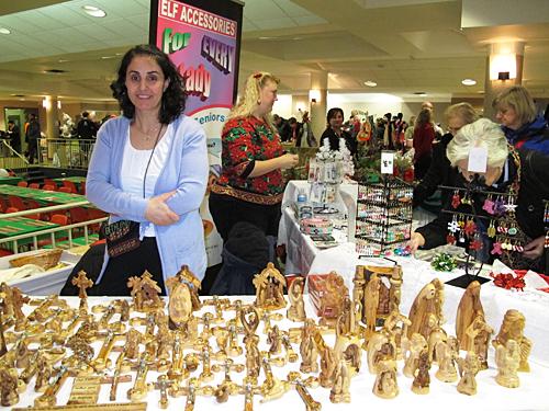 435. Christmas Bazaars – Ukraine, Japan & Philippines 2013