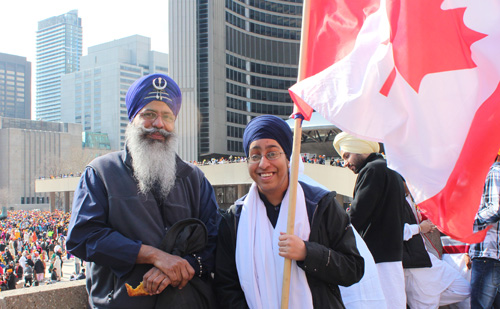 473. Toronto's Khalsa Day 2014 a Report