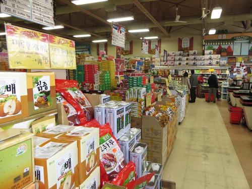 Korean Supermarket ©2014 Ruth Lor Malloy