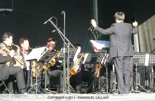 2014 Korea Emmanuel orchestra