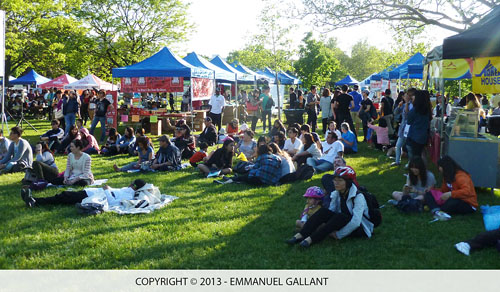 2014 Korea Emmanuel spectators