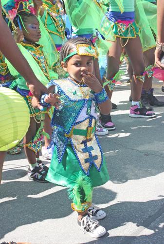 Junior Carnival. Copyright ©2014 Ruth Lor Malloy