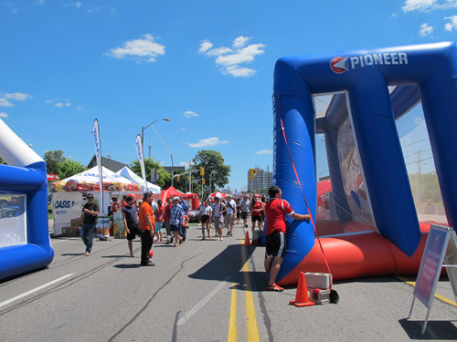 505. Was Taste of Lawrence a Multicultural Festival? 2014