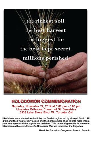 Poster_Holodomor Commemoratio...