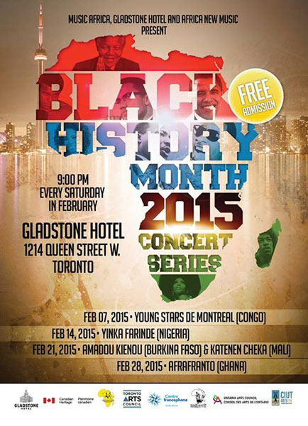 440. Black History Month Concert Series – 2015