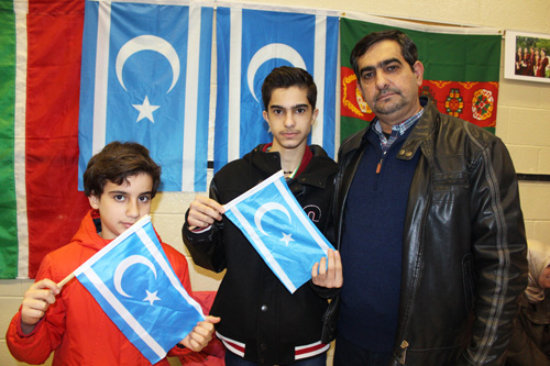Iraq Turkmen - Jirjees Sediq. Ahmadcanod@yahoo.com