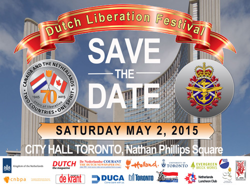457. Thank You Canada – Dutch Liberation Festival – 2015