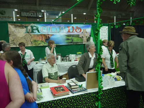 Irish Booth. Copyright ©2015 J.S. Lor