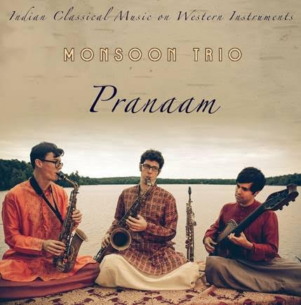 506. Indian Ragas on Western Instruments – Aug 16, 2015