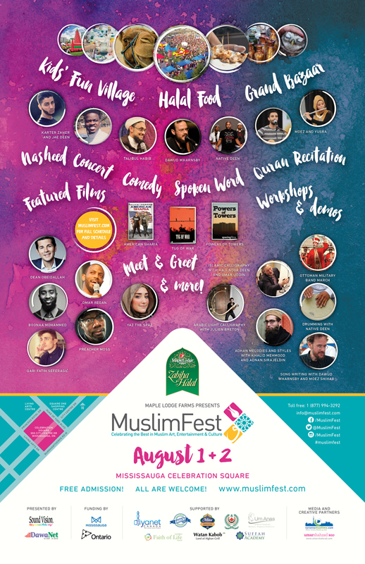 496. Eid Festivals and MuslimFest – 2015