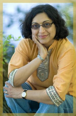 Author Thrity Umrigar from http://umrigar.com/bio/