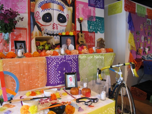 545. Mexico's Day of the Dead and Jack Layton – 2015