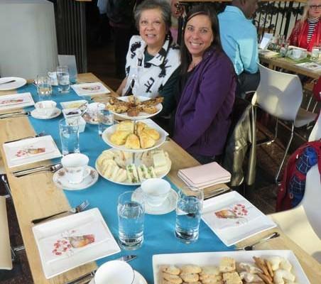 575. Victorian 'Marmalade' Tea & Talk – February 6, 2016