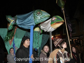 569. 26th Annual Kensington Market Solstice Parade – December 21, 2015