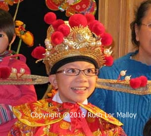 590. Chinese and Lunar New Year Celebrations February 8, 2016