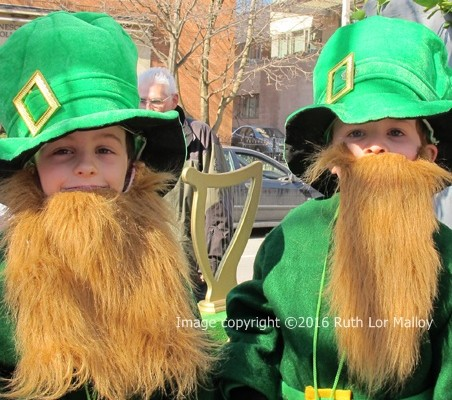 606. Saint Patrick's Day and Irish Events – February and March, 2016