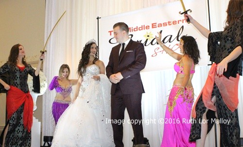 603. Middle Eastern Bridal Show  – February 20, 2016