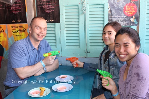 624. Songkran Thai Water Festival – April 10 and 11, 2016