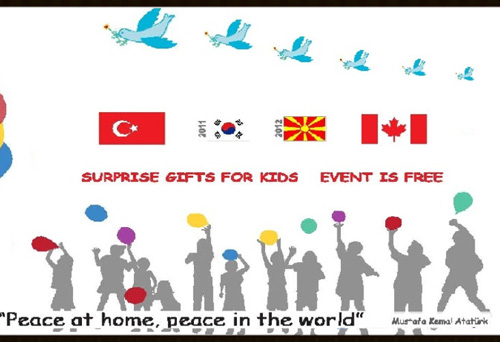632. Turkey's Multicultural Children's Day Festival – April 23, 2016