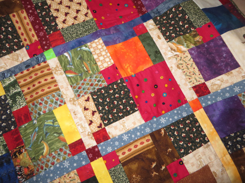 674. The Community Day of Quilting for Refugees – June 5, 2016