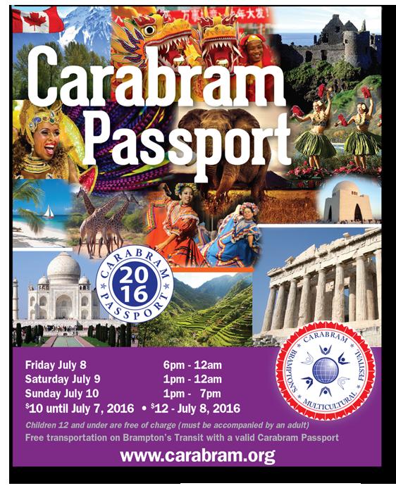 Carabram-Passport