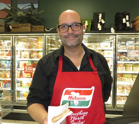 653. Italian, Polish and Russian Supermarkets in Toronto
