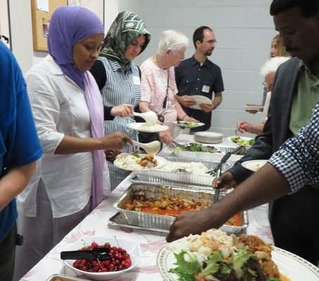 677. Ramadan Fast and Iftar Dinners – June 6 – July 4, 2016