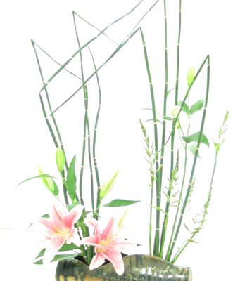 667. Ikebana Japanese Flower Arranging – May 29, 2016