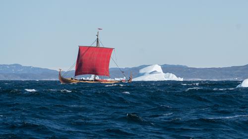 690.  A Viking Ship and Spanish Galleon Visit Toronto – July 1-3,  2016