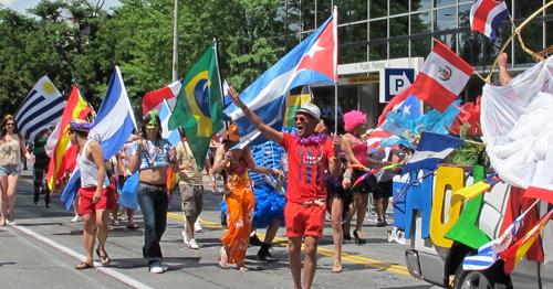 Grupo Latino Hola. Copyright ©2013 Ruth Lor Malloy