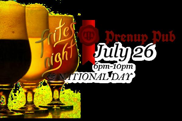 670. Belgian National Day Celebration – July 26, 2016.