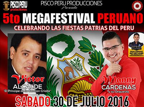 675. Peruvian Festival July 30 – 2016